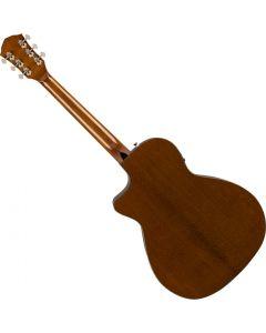 Fender FA-345CE Auditorium Acoustic Electric Guitar in 3-Tone Tea Burst