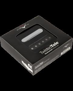 Fender Custom Shop Twisted Tele Pickups - Black/Chrome