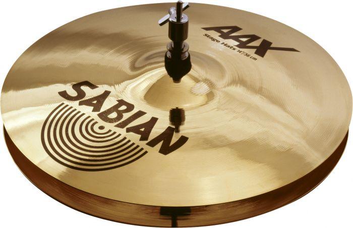 """Sabian 14"""" AAX Stage Hats 21402X"""