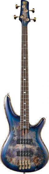 Ibanez SR Premium SR2600 4 String Cerulean Blue Burst Bass Guitar sku number SR2600CBB