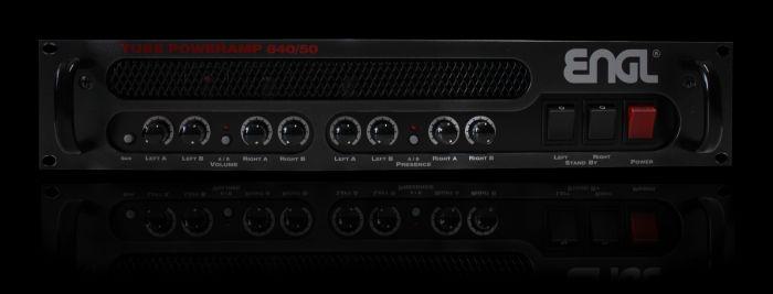 ENGL Amps E840/50 POWER AMP 2X50 WATT E84050