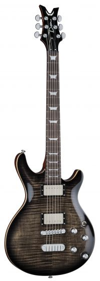 Dean Icon Flame Top Charcoal Burst Electric Guitar ICON FM CHB ICON FM CHB
