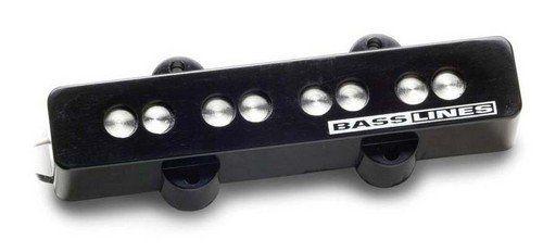 Seymour Duncan SJB-3B Quarter Pound 4-String Bridge Pickup For Jazz Bass 11402-04