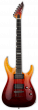 ESP E-II Horizon NT-II Tiger Eye Amber Fade Electric Guitar w/Case sku number EIIHORNTIITEAFD