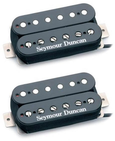 Seymour Duncan SH-6n & b Distortion Mayhem Black set of 2 11108-21-B