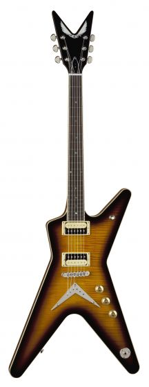 Dean ML 79 Flame Top Trans Brazilia Electric Guitar ML 79 TBZ ML 79 TBZ