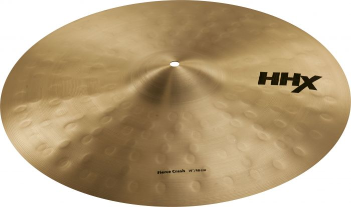 "Sabian 19"" HHX Fierce Crash 11990XNJM"