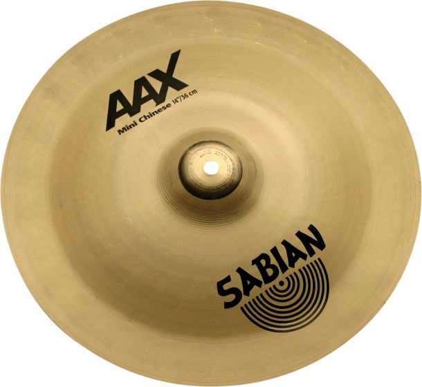 "Sabian 14"" AAX Mini Chinese Brilliant Finish 21416XB"