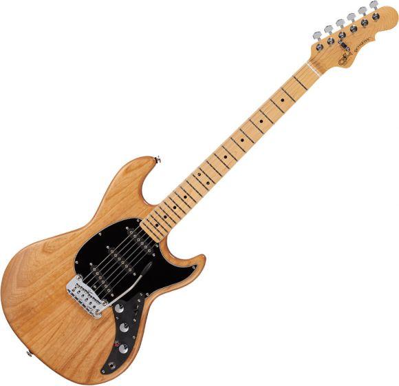 G&L CLF Research Skyhawk Electric Guitar Natural Ash SKYHK-CLF-NAT-MP