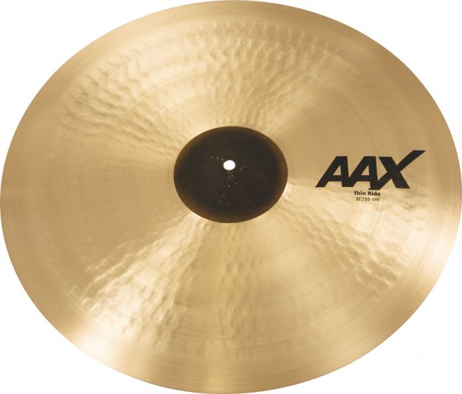 """Sabian 21"""" Thin Ride AAX 22110XC"""