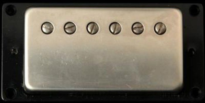 Seymour Duncan Humbucker SH-55B Seth Lover Model 4-Conductor Bridge Pickup Nickel Cover 11101-21-Nc4C