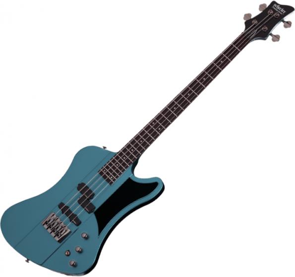 Schecter Sixx Bass Electric Bass Pelham Blue SCHECTER265