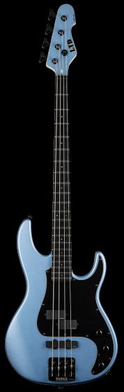 ESP LTD AP-4 Pelham Blue 4 String Bass Guitar LAP4PB