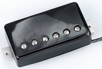 Seymour Duncan A-6 Benedetto Pickup (Black or Nickel) 11601-07-BNc