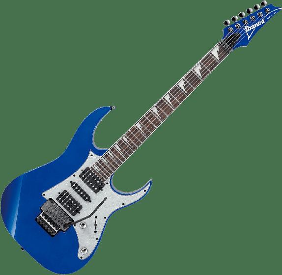 Ibanez RG Standard RG450DX Electric Guitar in Starlight Blue RG450DXSLB