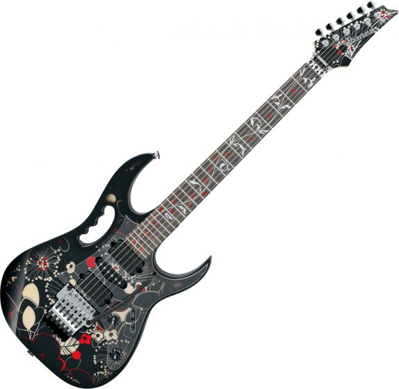 Ibanez Steve Vai JEM77FP2 Signature Electric Guitar Floral Pattern 2 JEM77FP2