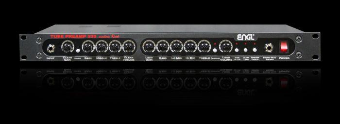 ENGL Amps PRE-AMP E530 sku number E530