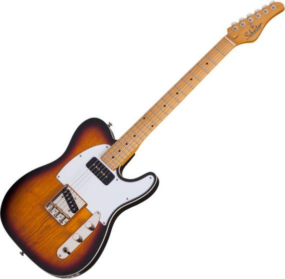 Schecter PT Special Electric Guitar 3-Tone Sunburst Pearl SCHECTER665