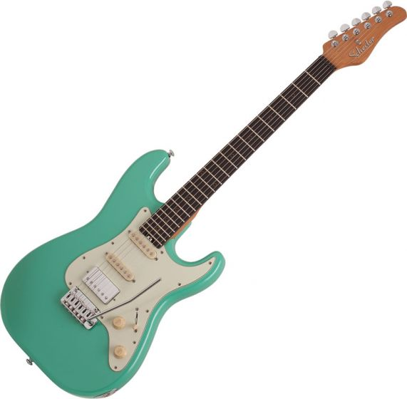 Schecter Nick Johnston Traditional HSS Electric Green SCHECTER1540