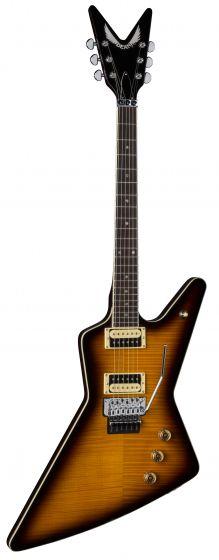 Dean Z 79 Floyd Flame Top Trans Brazilia Electric Guitar Z 79 F TBZ Z 79 F TBZ