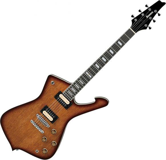 Ibanez Iceman Standard IC520 Electric Guitar Vintage Brown Sunburst IC520VBS