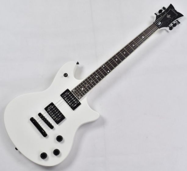 Schecter Jerry Horton Tempest Special Prototype Electric Guitar Satin White SCHECTER256.P 1230