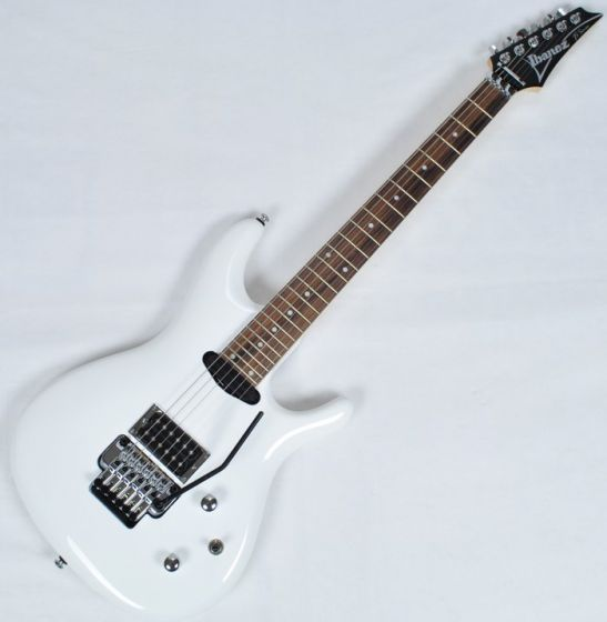 Ibanez Signature Joe Satriani JS140 Electric Guitar White JS140WH
