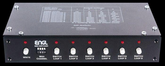 ENGL Amps Z-11 S.A.C MIDI SWITCHER Z11