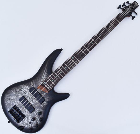 Ibanez SR505 SAT 5 String Electric Bass Silver Arctic SR505BSAT