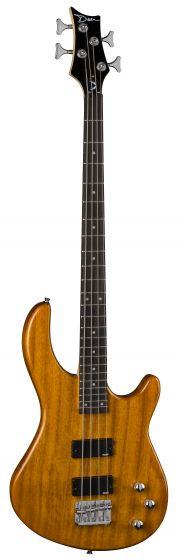 Dean Edge 1 Bass Guitar Trans Amber E1 TAM E1 TAM