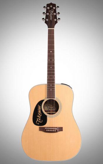 Takamine EF360GF Glenn Frey Signature Left-Handed Acoustic Guitar in Natural TAKEF360GFLH