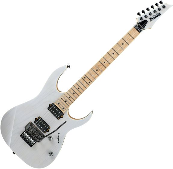 Ibanez RG Prestige RG652AHM Electric Guitar Antique White Blonde RG652AHMAWD