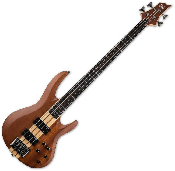 ESP LTD B-4E Electric Bass Natural Satin sku number LB4EMNS