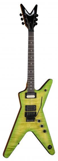 Dean Dimebag Dime Slime ML Electric Guitar DB DS DB DS