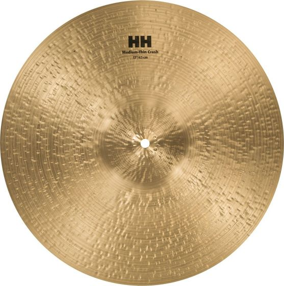 "Sabian 17"" HH Medium-Thin Crash 11707"