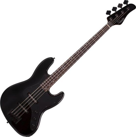 Schecter J-4 Electric Bass in Black SCHECTER2911