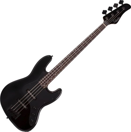 Schecter J-4 Electric Bass in Black sku number SCHECTER2911