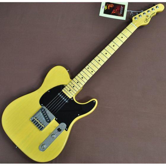 G&L ASAT Classic USA Custom Made Guitar in Butterscotch Blonde 97892