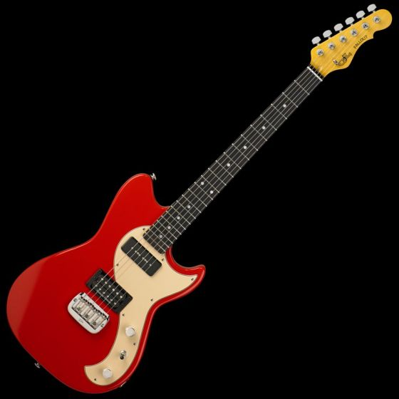 G&L Fallout USA Custom Made Guitar in Fullerton Red 104994