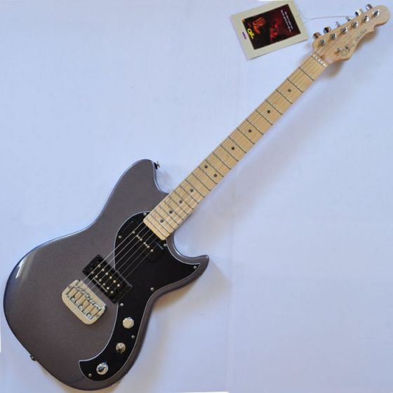 G&L Fallout USA Custom Made Guitar in Graphite Metallic USA FALOUT-GRAPH-MP