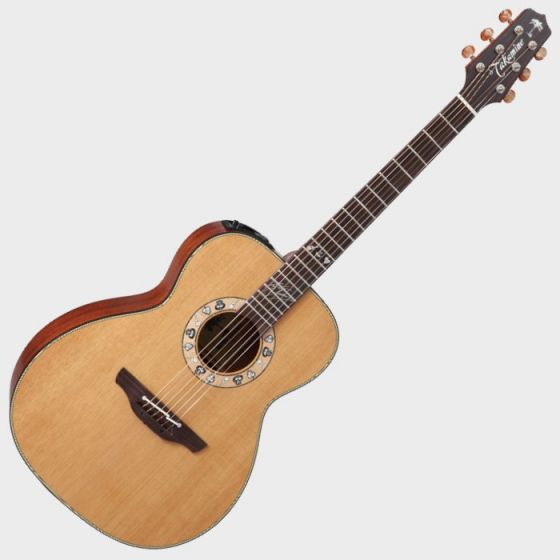 Takamine Signature Series KC70 Kenny Chesney Acoustic Guitar in Natural Finish TAKKC70