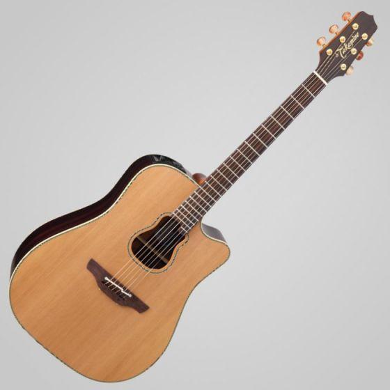 Takamine Signature Series GB7C Garth Brooks Acoustic Guitar in Natural Finish TAKGB7C