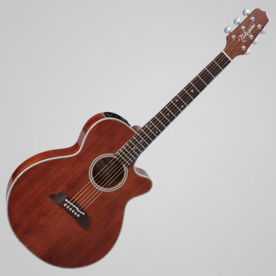 Takamine EF261S-AN Legacy Series Acoustic Guitar in Gloss Antique Stain Finish TAKEF261SAN