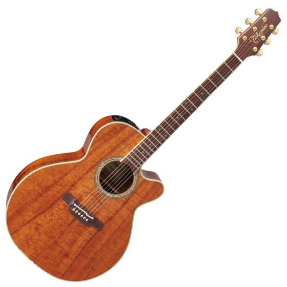 Takamine EF508KC Legacy Series Acoustic Guitar in Natural Gloss Finish TAKEF508KC