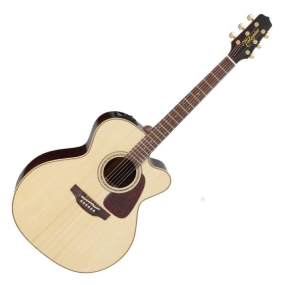 Takamine P5JC Pro Series 5 Cutaway Acoustic Guitar in Natural Gloss Finish TAKP5JC
