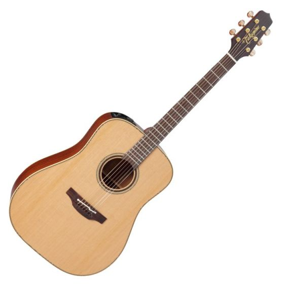 Takamine P3D Pro Series 3 Acoustic Guitar in Satin Finish TAKP3D