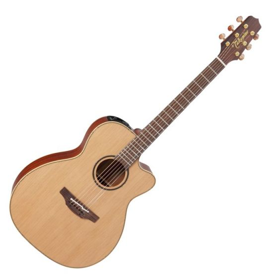Takamine P3MC Pro Series 3 Cutaway Acoustic Guitar in Satin Finish TAKP3MC