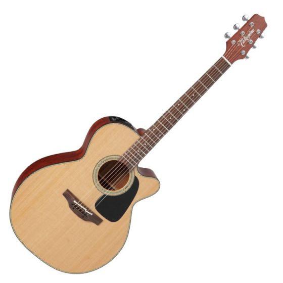 Takamine P1NC Pro Series 1 Cutaway Acoustic Guitar in Satin Finish TAKP1NC