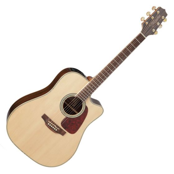 Takamine GD71CE-NAT G-Series G70 Acoustic Guitar in Natural Finish TAKGD71CENAT