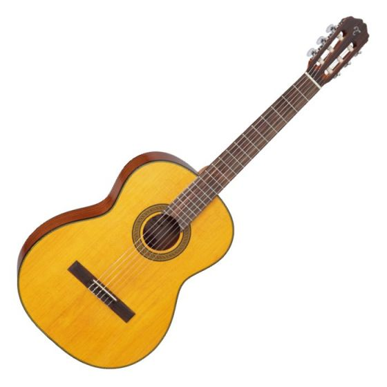 Takamine GC3-BLK G-Series Classical Guitar in Black Finish TAKGC3BLK